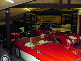 Oakfields : Historic, Sports and Racing Cars