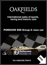 Oakfields Featured Cars